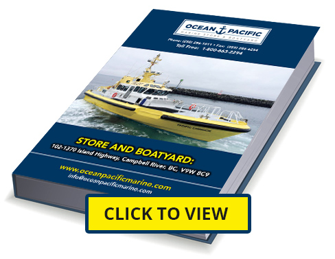 Ocean Pacific Marine Store Catalogue 2018