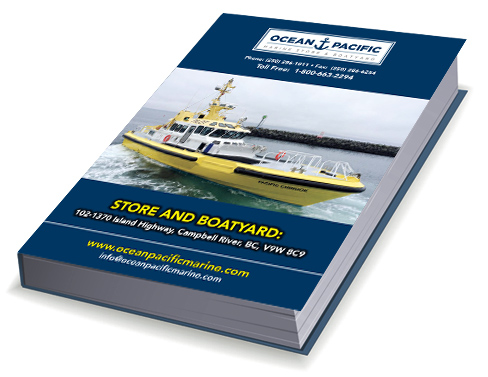 Ocean Pacific Marine Store Catalogue