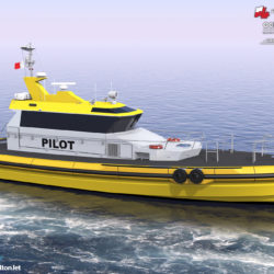 New Pilot boat project