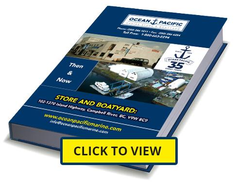 Ocean Pacific Marine Store Catalogue